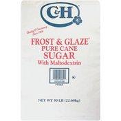 C&h Pure Cane Sugar with Maltodextrin