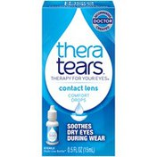 TheraTears Contact Lens Comfort Drops