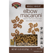 Hannaford Whole Wheat Elbow Macaroni