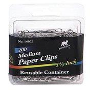 Handy Solutions Paper Clips, Medium