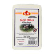 La Fe Queso Blanco,  White Cheese