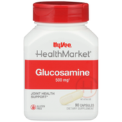 Hy-Vee Glucosamine Relief, 500 mg, Capsules
