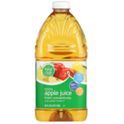 Food Club 100% Apple Juice From Concentrate