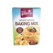 Meijer True Goodness Whole Wheat Baking Mix