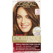 Excellence Triple Protection Color, Light Golden Brown 6G