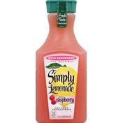 Simply Lemonade W/ Raspberry Bottle