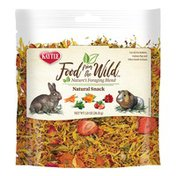 Kaytee Food From The Wild Nature's Foraging Blend Natural Snack For All Pet Rabbits, Guinea Pigs And Other Small Animals