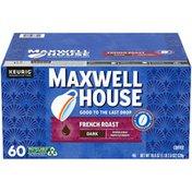 Maxwell House French Roast Dark Roast Coffee