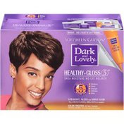 Dark and Lovely For Color Treated Hair Healthy Gloss 5 Shea Moisture Relaxer - For Color Treated Hair