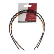 Vidal Sassoon Pro Series Headbands - 2 CT