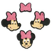 Wilton Disney Eats Minnie Mouse Icing Decorations, 12-Count