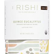 Rishi Tea Tea, Organic, Caffeine-Free, Quince Eucalyptus, Loose