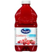 Ocean Spray Cranberry +Health Juice Drink