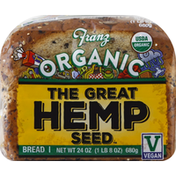 Franz Bread, Organic, Hemp Seed