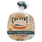 Terrels Rolls, Honey Wheat