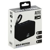 Altec Lansing Speaker, Bluetooth, Solo Motion