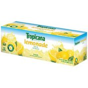 Tropicana Lemonade Flavored Juice Drink