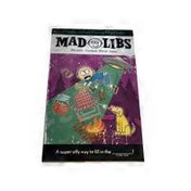 Mad Libs Unidentified Flying Paperback