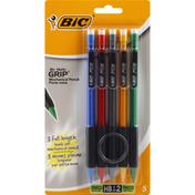 BiC Mechanical Pencils, No. 2, Medium (0.7 mm)