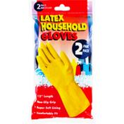 Good Living Latex Medium Household Gloves