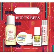 Burt's Bees 2019 Naturally Nurtured Face Care Gift Pack