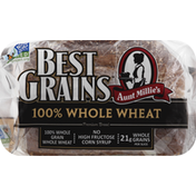 Aunt Millie's Bread, 100% Whole Wheat