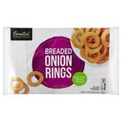Essential Everyday Onion Rings, Breaded