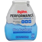 Hy-Vee Blue Raspberry Performance Liquid Water Enhancer