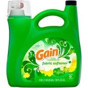 Gain Ultra Concentrated Liquid Fabric Softener, Original