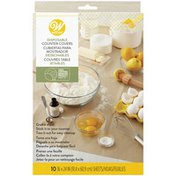 Wilton Disposable Counter Covers, 10-Count