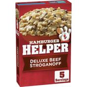 Hamburger Helper Deluxe Beef Stroganoff