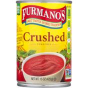 Furmano's Tomatoes, Crushed