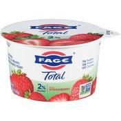FAGE Greek Strained Yogurt with Strawberry