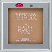 Physicians Formula The Healthy Powder, PF10941 MC1, SPF 16