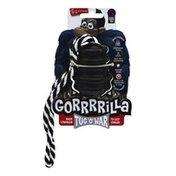 Yours Droolly Dog Toy, Gorrrrilla, Tug 'O' War, Medium Dogs