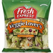 Fresh Express Salad, Veggie Lover's