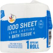 SB 1000 Sheet Long Lasting Bath Tissue