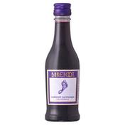 Barefoot Cabernet Sauvignon Red Wine Single Serve