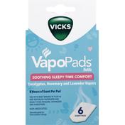 Vicks VapoPads, Scent, Refills
