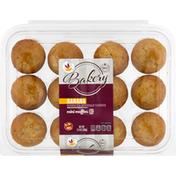 Ahold Muffins, Banana, Mini