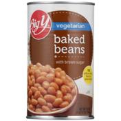 Big Y Vegetarian Baked Beans With Brown Sugar