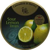 Cavendish & Harvey Drops Sour Lemon
