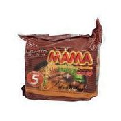 Mama Stew Beef Instant Noodle Pack