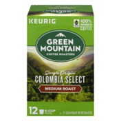 Green Mountain Coffee K-Cup Pods Colombia Select