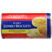Stater Bros. Markets Butter Flavored Flaky Jumbo Biscuits