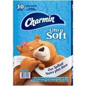Charmin Ultra Soft Jumbo Rolls  Toilet Tissue
