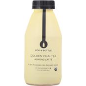 Pop & Bottle Golden Chai Almond Milk