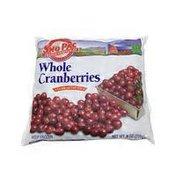 Sno Pac Whole Cranberries