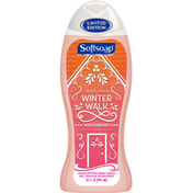 Softsoap Moisturizing Body Wash, Winterberry, Winter Walk