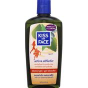 Kiss My Face Shower Gel, Sport